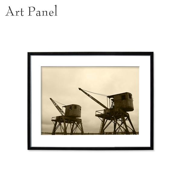 アートパネル インテリア 壁掛け アート アンティーク セピア 写真 おしゃれ 装飾 海外風景