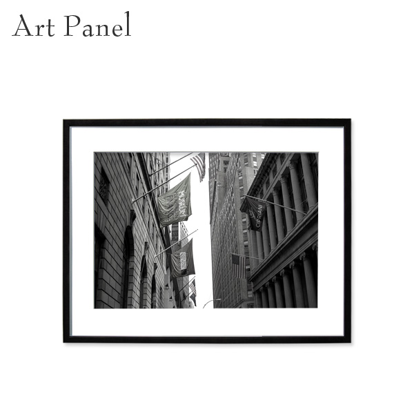 アートパネル モノクロ ニューヨーク 風景 壁掛け アート インテリア 写真 おしゃれ 白黒 ディスプレイ 装飾 飾り