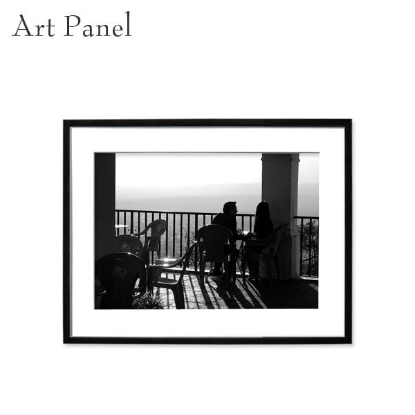 アートパネル モノクロ 壁掛け アート フレーム付き インテリア 白黒写真 おしゃれ 人物 装飾 飾り