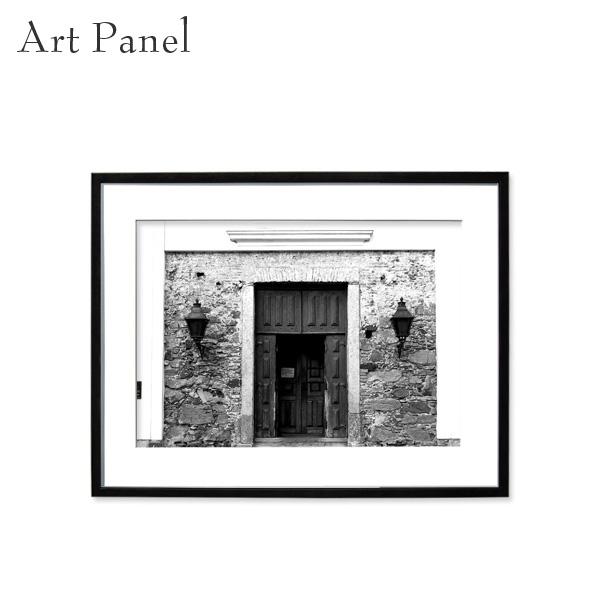 アートパネル モノトーン 壁掛け 白黒 壁面 インテリア モダン アートボード 額付き モノクロ アート写真