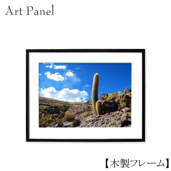 アートパネル おしゃれ 壁掛け ウユニ おしゃれ 風景 写真 インテリア 額縁 木製 アートボード 部屋 装飾