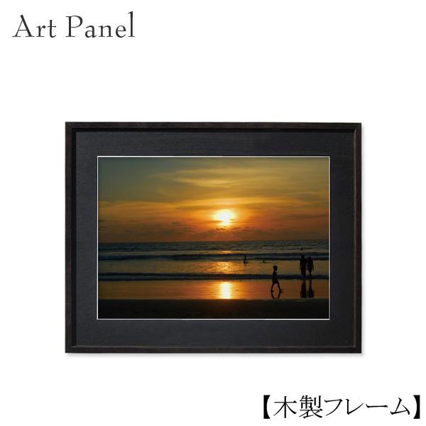 アートパネル 海 バリ島 風景 インテリア おしゃれ 壁掛け レトロ 海外 写真 アートボード ウォールアート