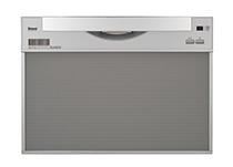 送料無料(沖縄・離島・北海道を除く)!【リンナイ】 食器洗乾燥機  RKW-601C-SV W600タイプ/スライドオープン