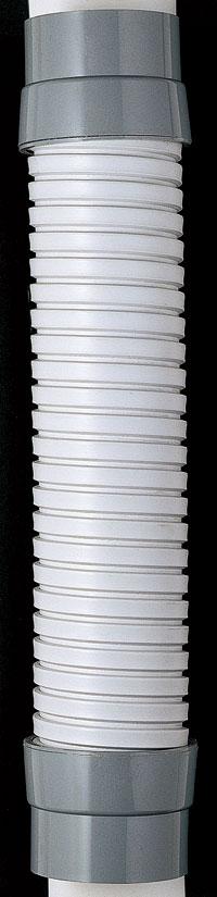 【ミヤコ株式会社】 排水用耐震フレキジョイント * TF-1-125X2000