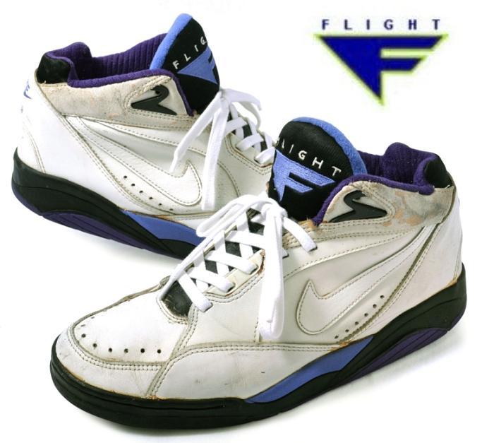 factory price d3029 5ff6d NIKE nike  AIR SONIC FLIGHT air sonic flight  white X purple X violet   JPN29.0cm made in vintage 92