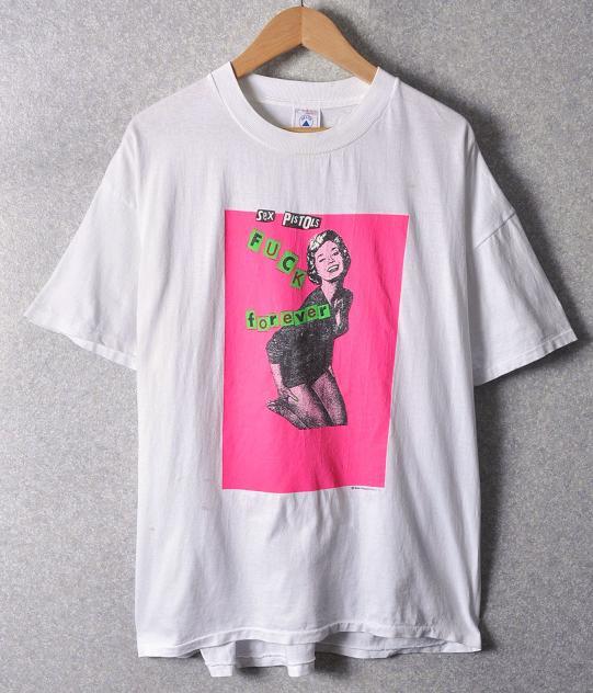 Vintage sex pistol t shirt