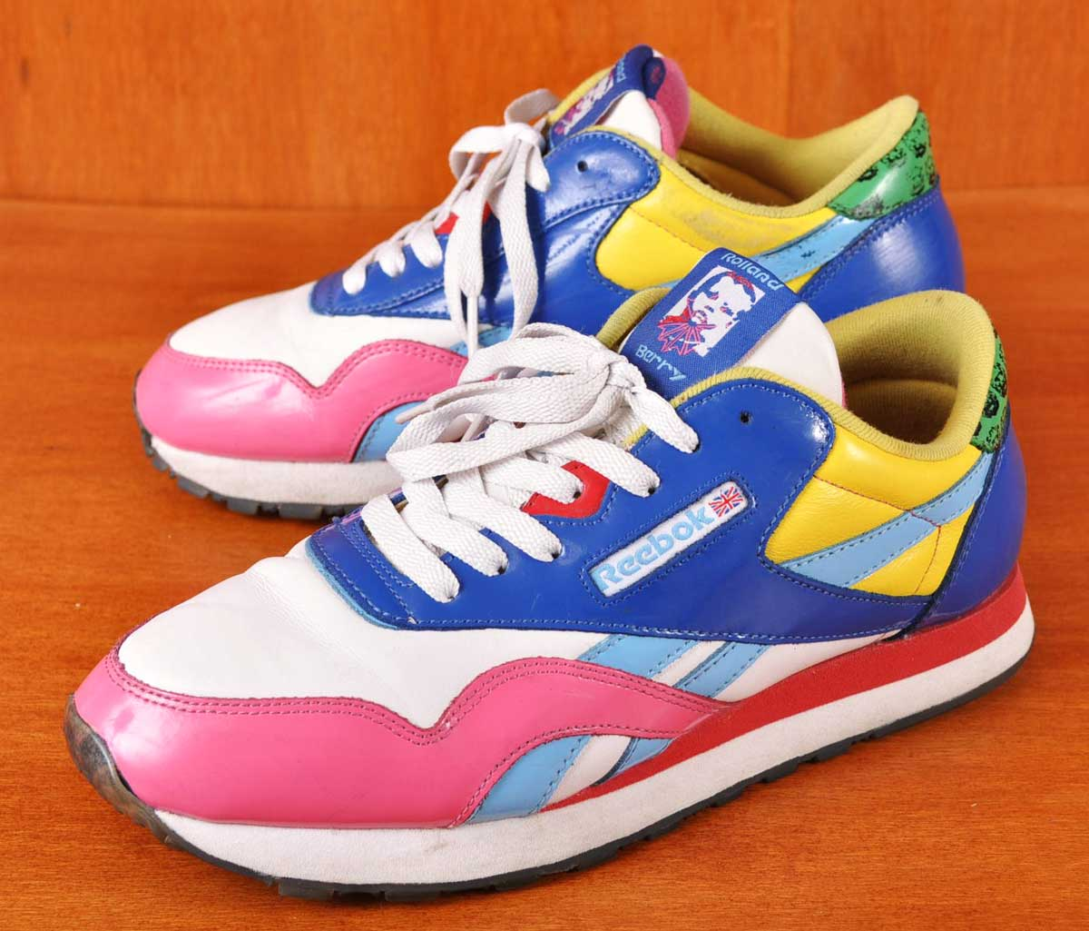 best website 154a3 59cc9 Reebok×Rolland Berry Reebok x Roland very classic   CLASSIC   shoes    multi- ...