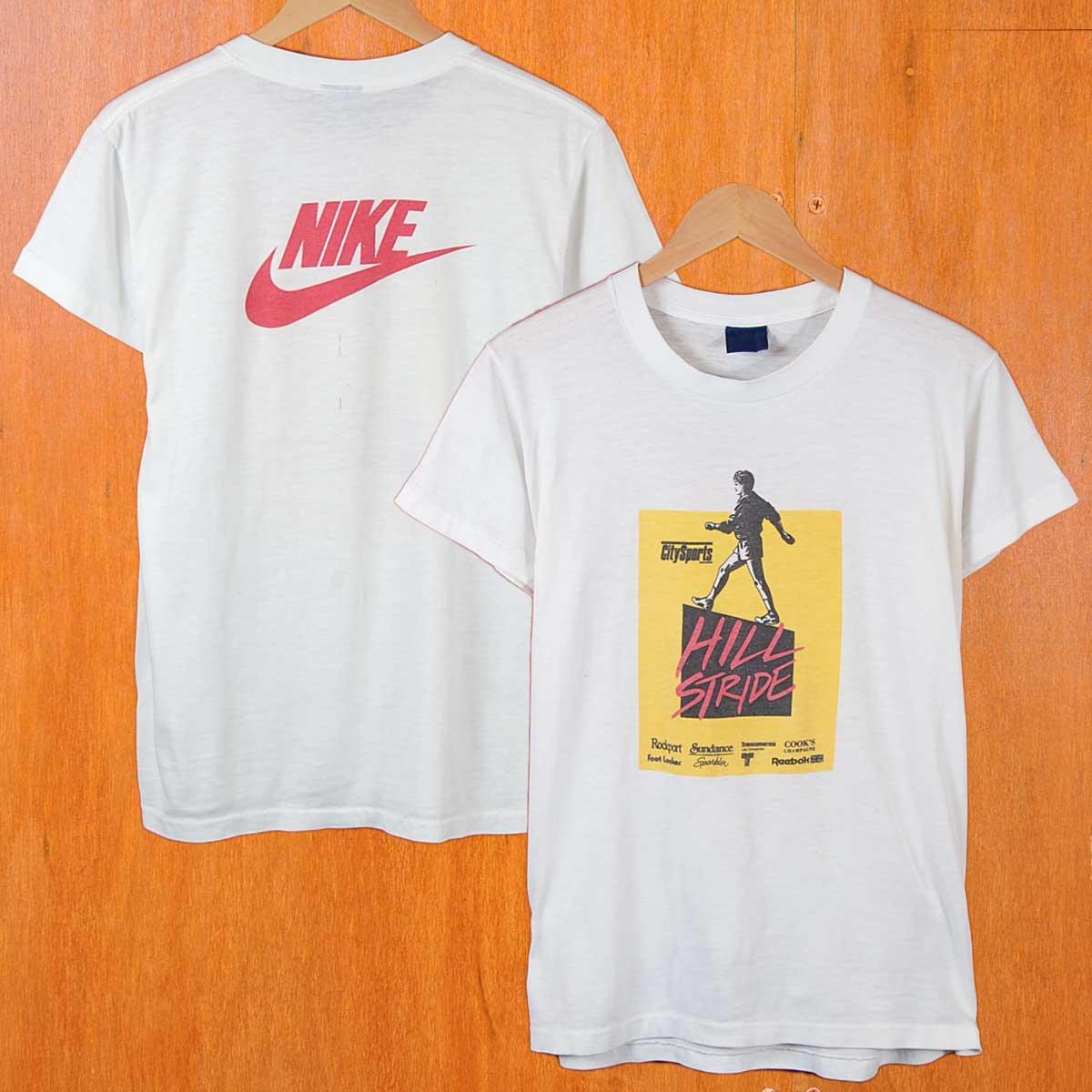 ★送料無料★ NIKE◆Tシャツ// アニマル XL// 【メンズウェア】 WHT// コットン// 【中古】