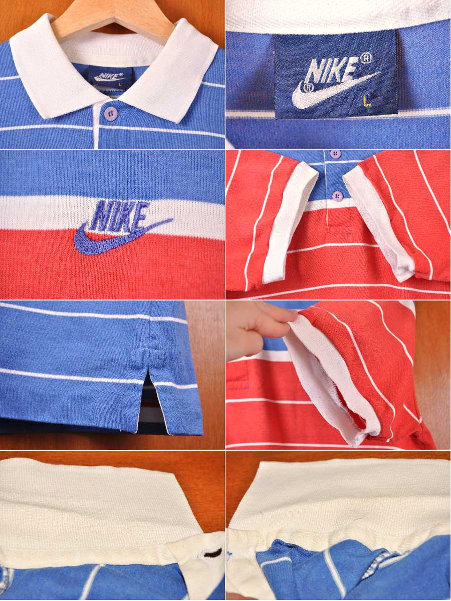 Clothing Sleeves Short Used Penguintripper Tag Polo Nike 1xwXdOqpCd