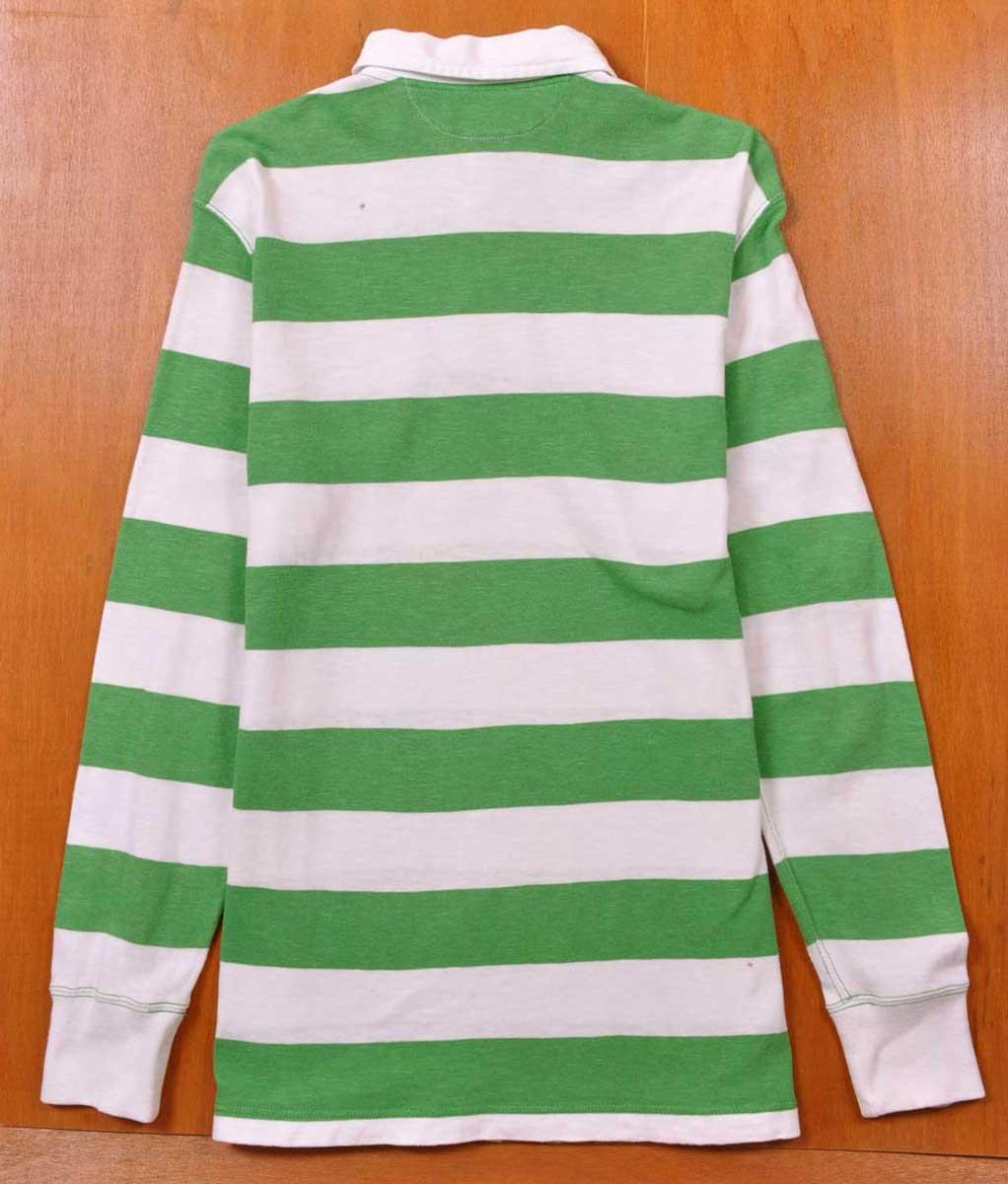 9239dc1e ... Polo Ralph Lauren polo Ralph Lauren long sleeves rugby shirt long  sleeves polo shirt green X ...