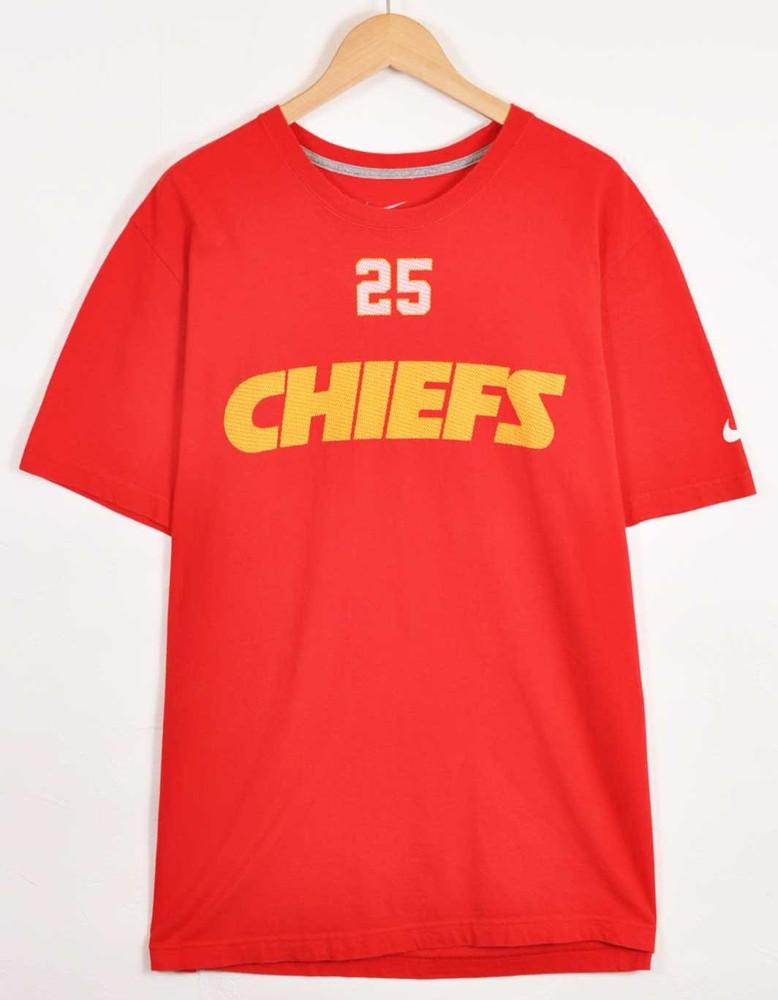 USED CLOTHING PENGUINTRIPPER: NIKE Nike NFL Kansas City Chiefs  supplier