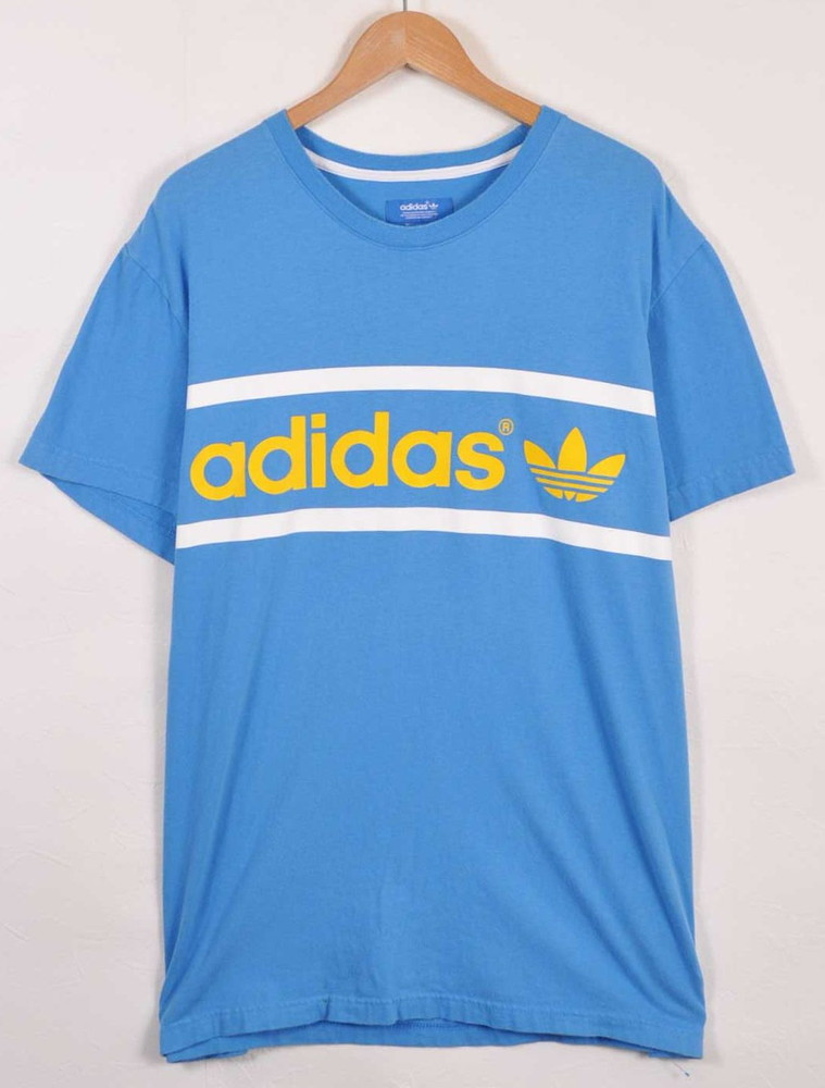 Penguintripper Used Short Clothing Shirt T Adidas Sleeves TAfF6xw