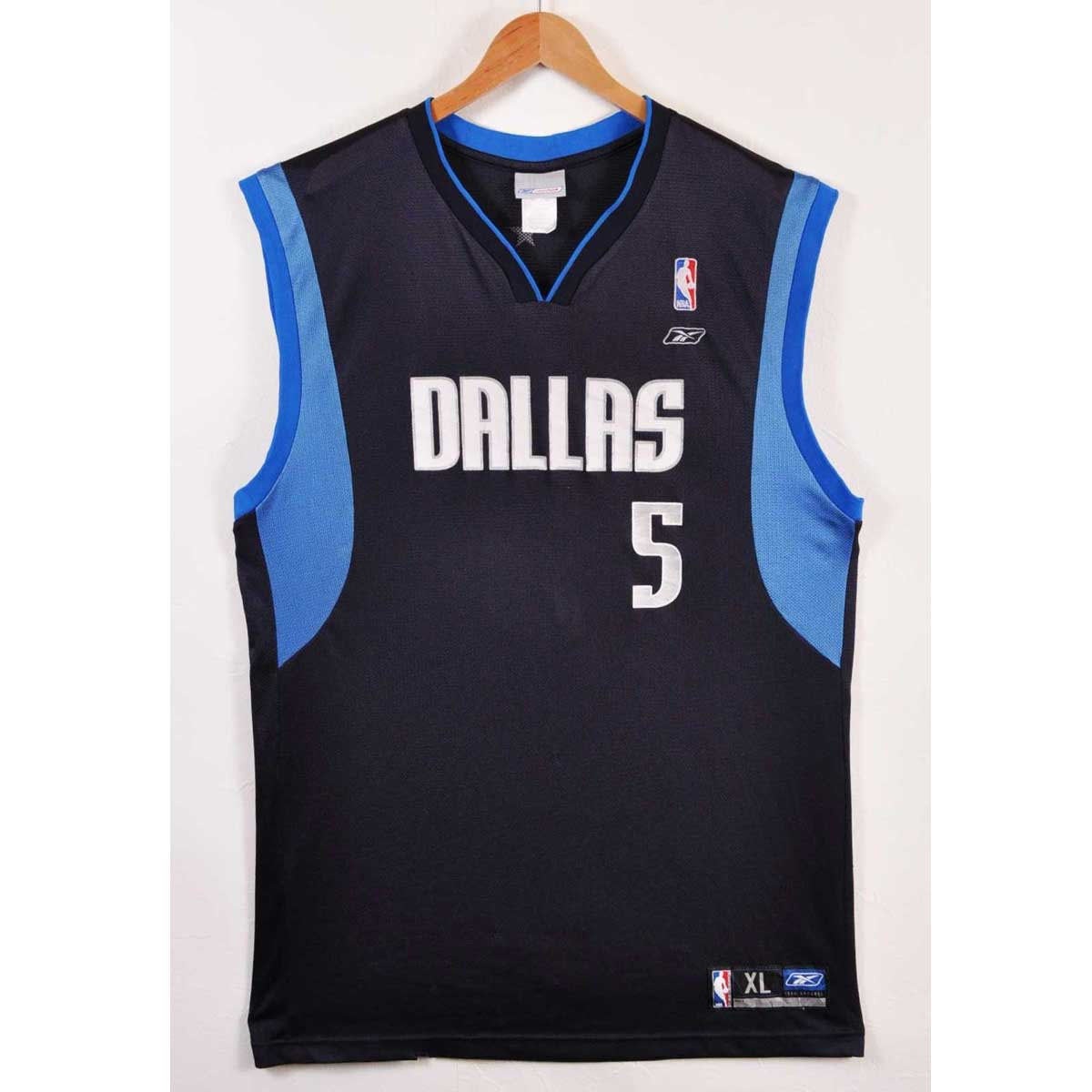 buy online 5aeaf a76f1 Reebok Reebok NBA Dallas Mavericks Dallas Mavericks Josh Howard basketball  tank top uniform numbering navy men 2XL equivalency▼