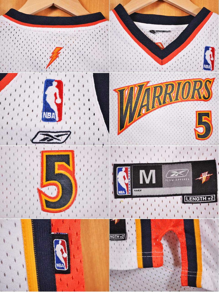 82facefae8e ... Reebok Reebok NBA Golden State Warriors Golden State Warriors baron  Davis basketball tank top uniform numbering ...