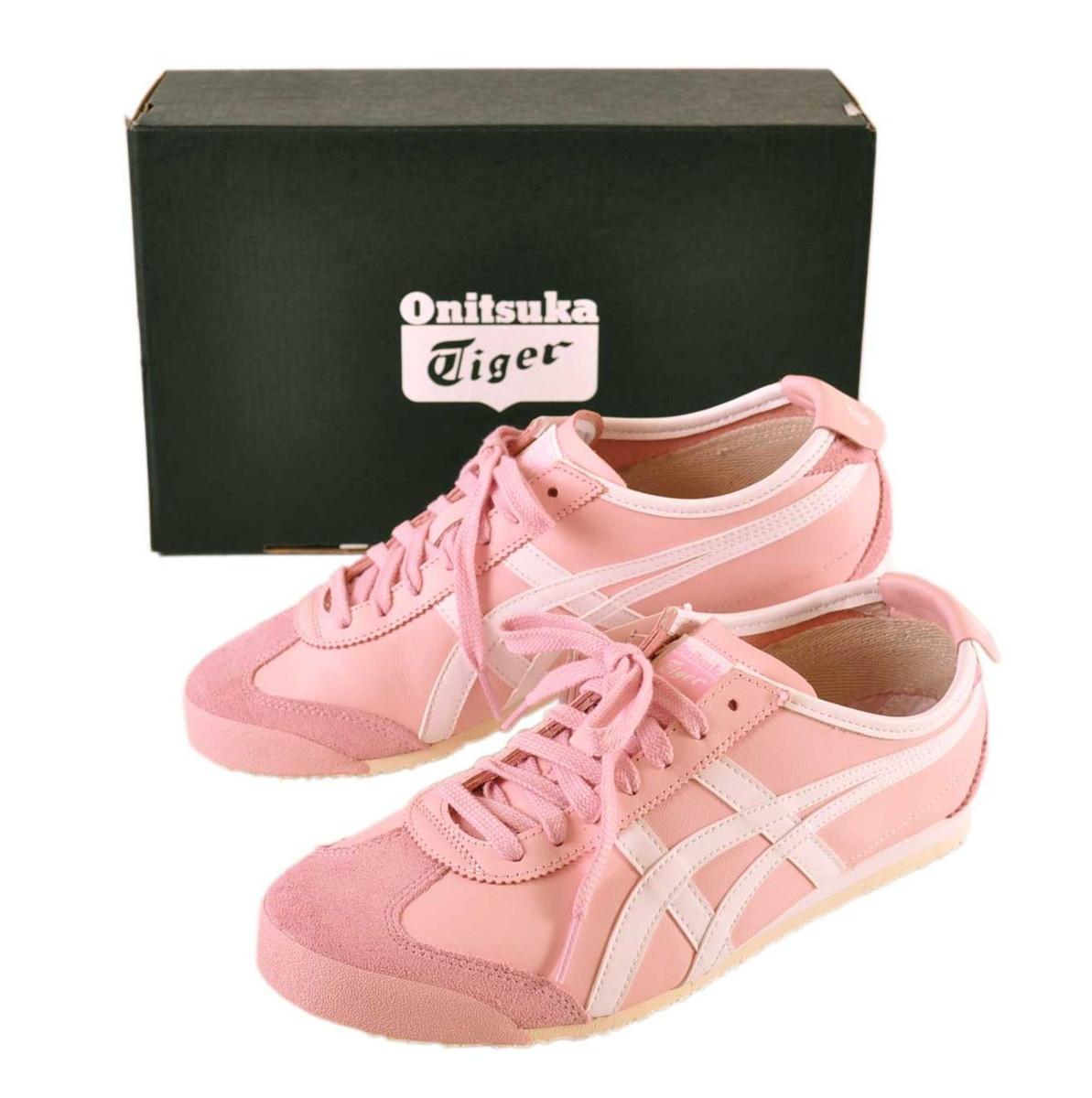 onitsuka tiger mexico 66 pink jersey