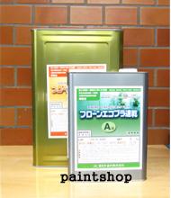 東日本塗料 フローンエコプラ 速乾 12kgセット