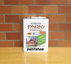 ユニオンペイント ついに入荷 屋外木部用塗料 撥水 超撥水 木部用ステイン タフウッドステイン 16L 限定特価