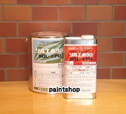 ソルエポ90 6kgセット 東日本塗料