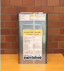 【外壁用遮熱塗料 シリコン】 ファインサーモアイウォールSi 15kgs  日本ペイント 【標準色 もしくは ホワイト】 外壁用遮熱塗料