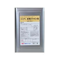 水性ファインSi ホワイト 16kg 日本ペイント