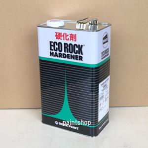 エコロック ハイパークリヤー 硬化剤 4kg ロックペイント 149ライン 塗料販売