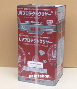 【送料無料】 ピュアライド UVプロテクトクリヤー 15kgセット 日本ペイント