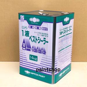 日本ペイント 1液ベストシーラー 14kg 屋根用下塗り塗料 弱溶剤 ニッペ 通販