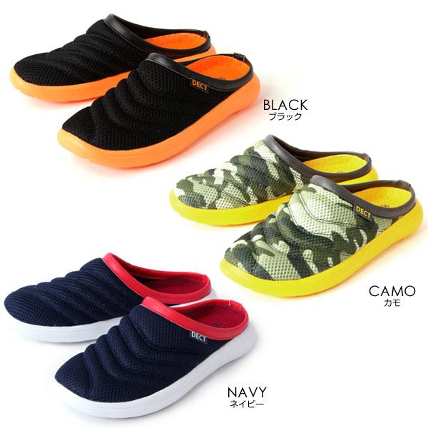 DECT / DECT 网运动凉鞋