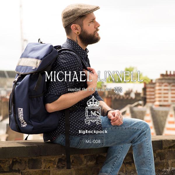 迈克尔 · 林内 / Michael 亚麻毫升-008 反射器大背包