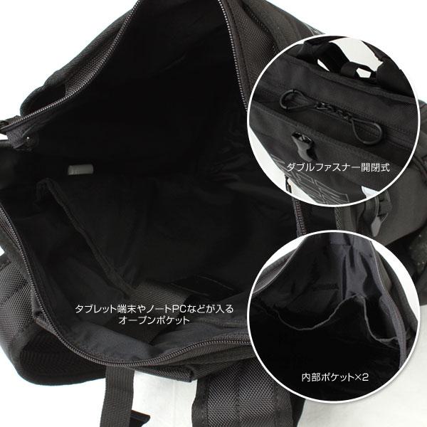 邁克爾 · 林內 / Michael 亞麻毫升-011 反射器 2way recutangula 背包