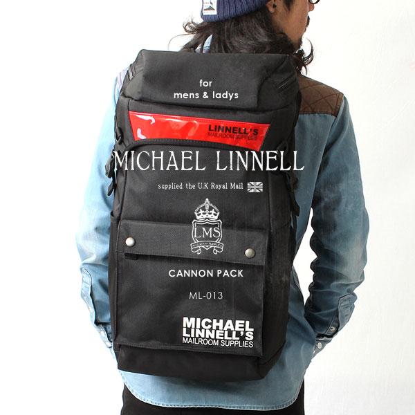 MICHAEL LINNELL/マイケルリンネル ML-013 リフレクター キャノンパック バックパック