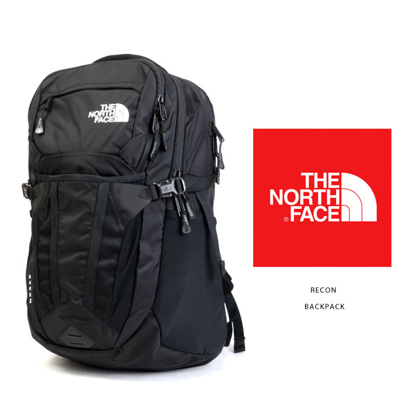 THE NORTH FACE/ザノースフェイス RECON リーコン CLG4 30L リュック バックパック コーデュラナイロン 黒 ブラック T93KV1JK3
