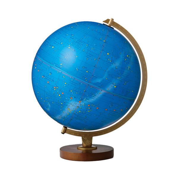 天球儀 照明付 30cm 英語版 渡辺教具 13508 【取り寄せ商品】