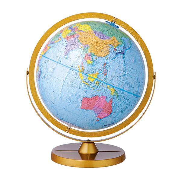 【楽ギフ_のし宛書】 行政型地球儀 チャレンジャー型 30cm 日本語版 渡辺教具 30872 【取り寄せ商品】, 騎西町 de58e8e7