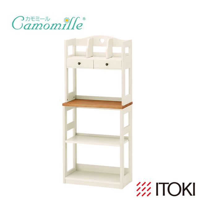 Camomille 書棚 本棚 学習机 2018年度 itoki イトーキ GCS-T06-92 【メーカー直送品】