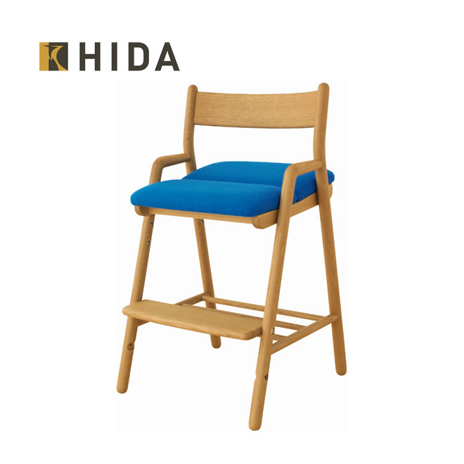 デスクチェア 学習椅子 2019年度 キツツキノツクエ 飛騨産業 飛騨家具 TF268 送料無料 【受注生産品】