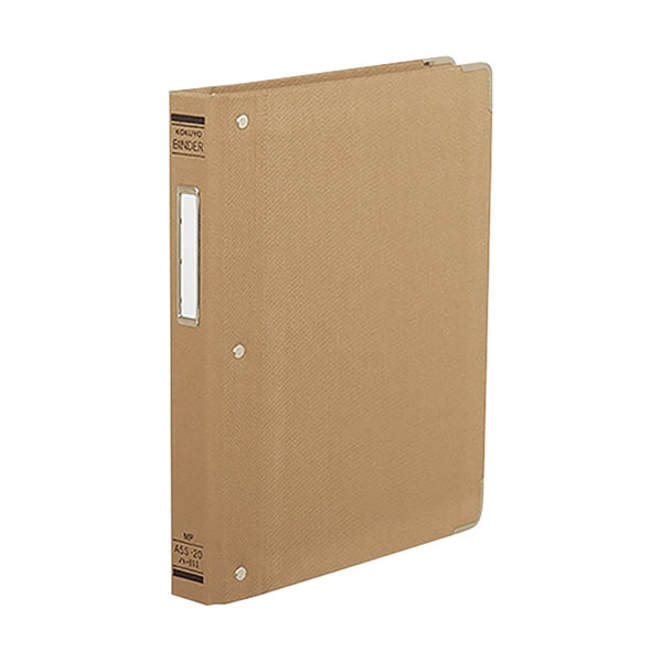 penport binder mp a5 vertical 20 hole total fabric lamination and