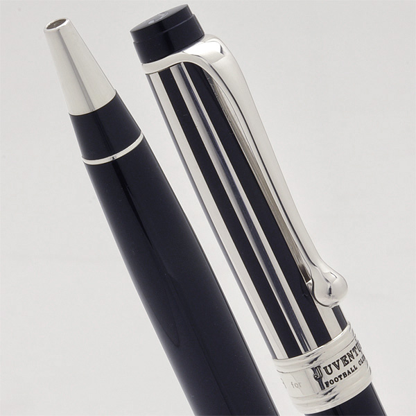 AURORA Ballpoint pen Limited edition Juventus Official pen 998-JN Black