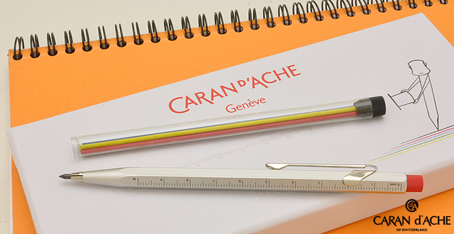 Caran d'Ache Fix Pencil 100th Anniversary Collection CA0022-100 Fix Pencil 2mm