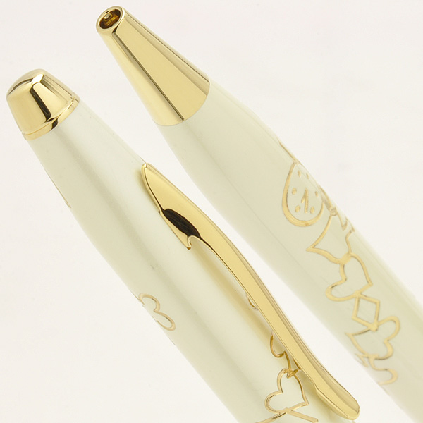 Cross Ballpoint pen SENTIMENT Special Edition Disney Alice series AT0082WDG-95 Ivory