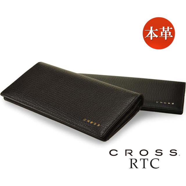 クロス 革小物 RTC 35-5048 レザー長財布 シボ柄 【ペンハウス】(15000)