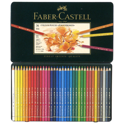 Pen-house | Rakuten Global Market: Faber-Castell Colored pencil ...