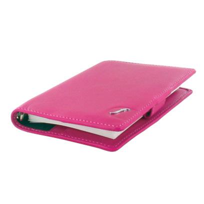 Filofax Pocket size Boston Personal organiser F024926 Pink