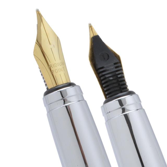 Franklin Covey Fountain pen Lexington FC0016-3MS Two-tone