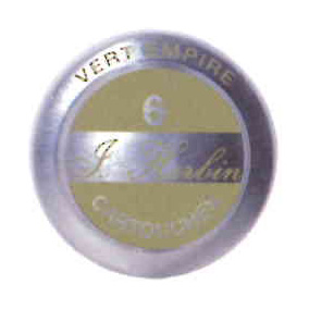 【カートリッジインク】【エルバン/HERBIN】【万年筆・ボールペンのペンハウス】  【万年筆 インク】エルバン カートリッジインク HB20139 エンパイアグリーン (500)