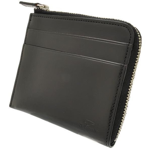 イルブセット L字型ジップ財布 7815159 ブラック【 プレゼント ギフト 】【ペンハウス】 (9500)