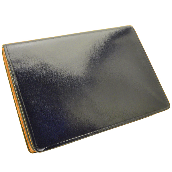Pen house rakuten global market il bussetto business card holder il bussetto business card holder 7815173 navy blue colourmoves