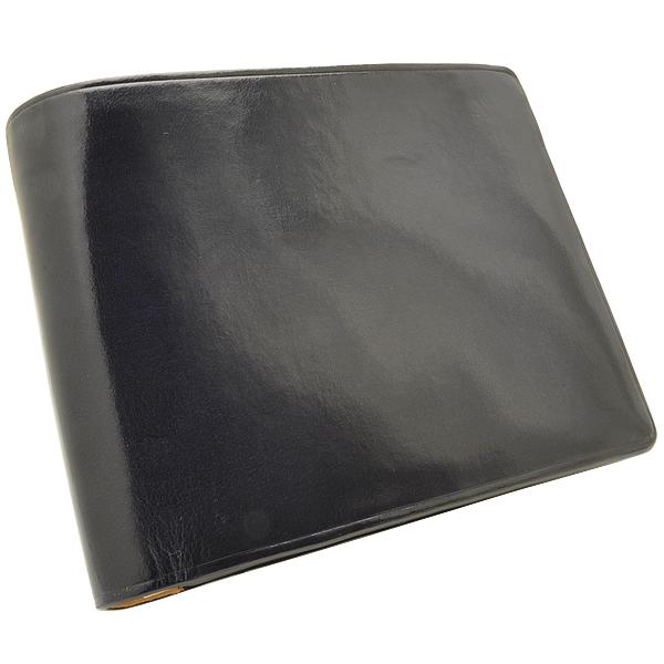 【財布 二つ折り】イルブセット 二つ折り財布(小銭入れ付) 7815172 ネイビー【 プレゼント ギフト 】【ペンハウス】 (15000)