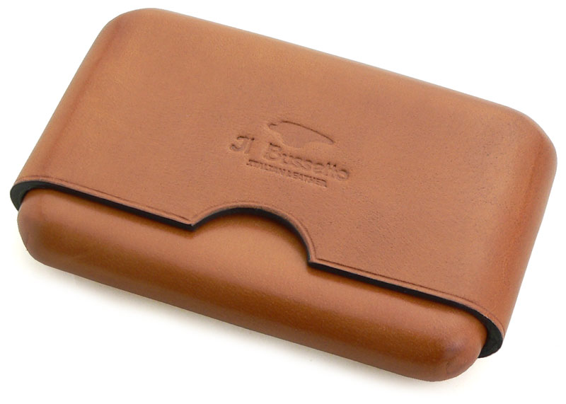 Pen house rakuten global market il bussetto business card holder il bussetto business card holder box type 02 006 brown reheart Image collections