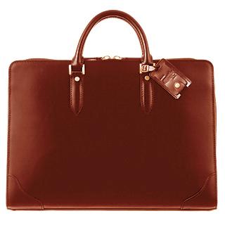 【ビジネスバッグ メンズ】國鞄 鞄 陣容 KKH-BJ004-BR 泰然自若 茶【送料無料】【 プレゼント ギフト 】【万年筆・ボールペンのペンハウス】 (220000)